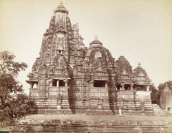 Wiswanath temple at Khujraho